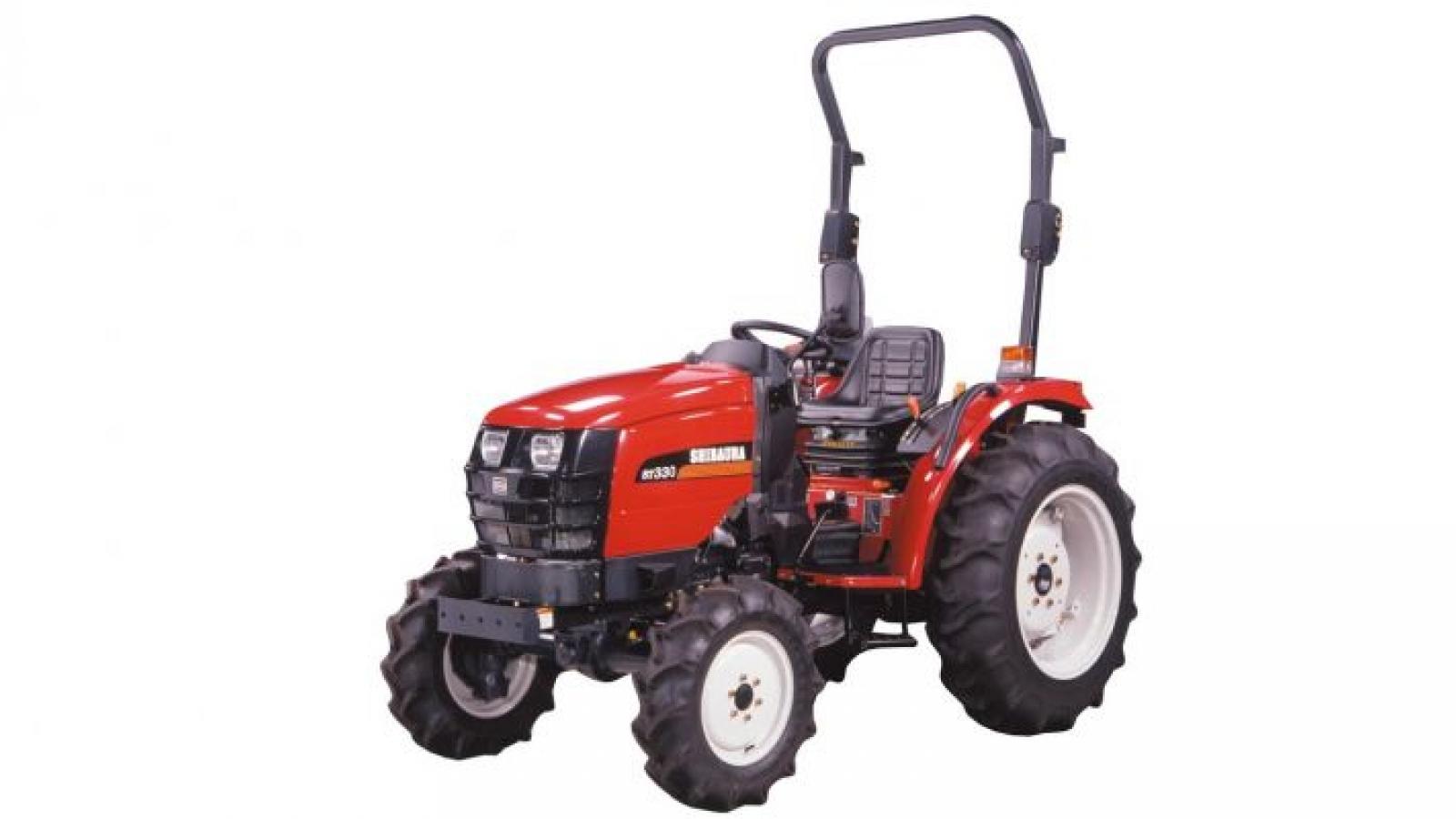 Compact tractors - Shibaura Europe